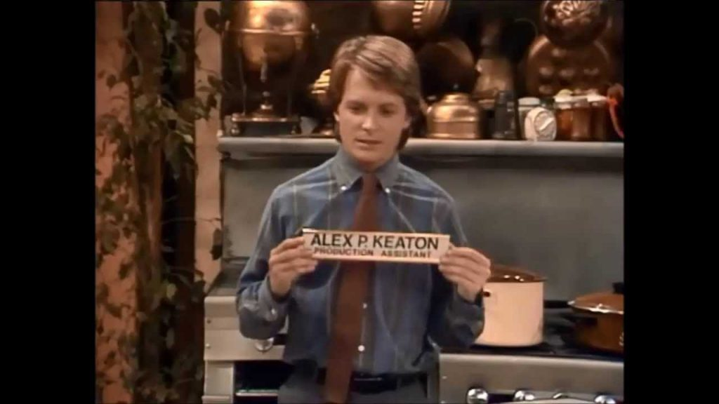 Alex P. Keaton