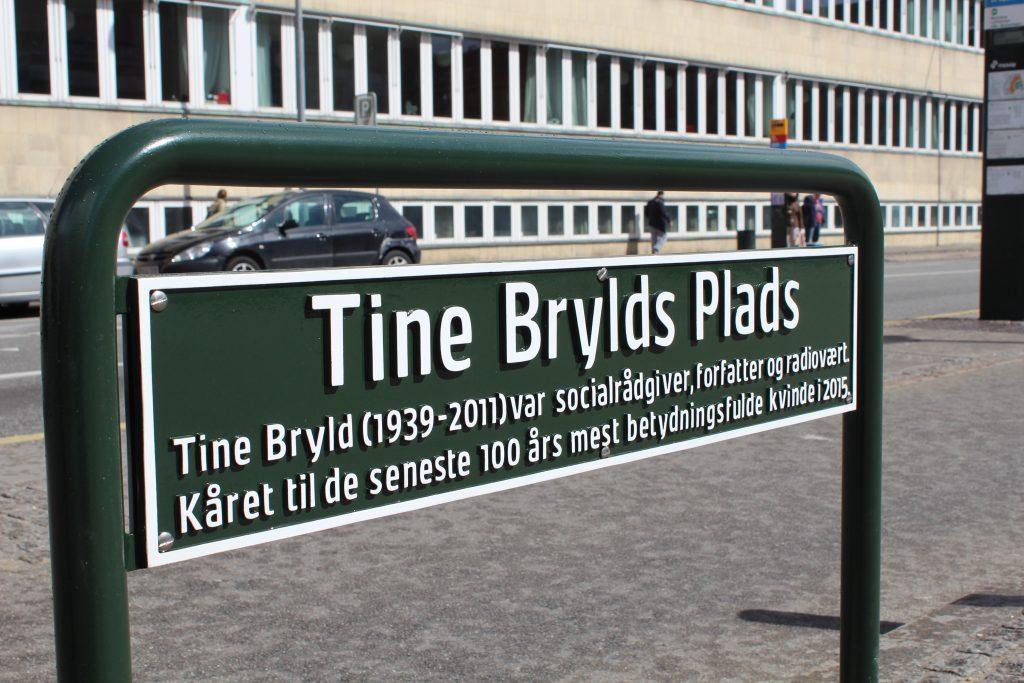 Tine Brylds Plads
