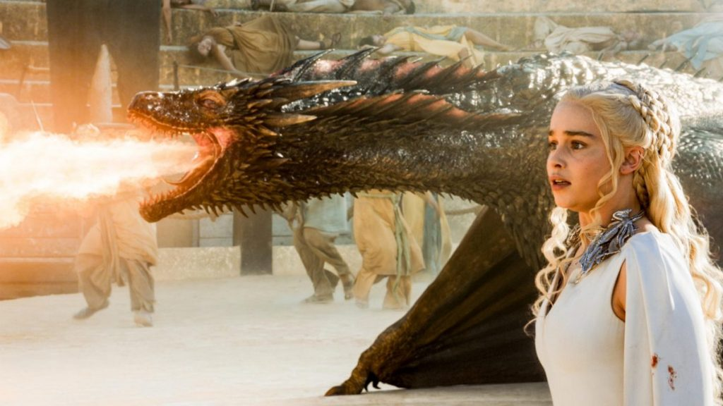 Dragemoderen Daenerys Targaryen