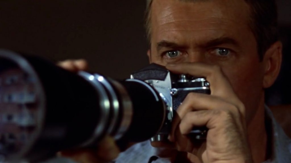 The Rear Window