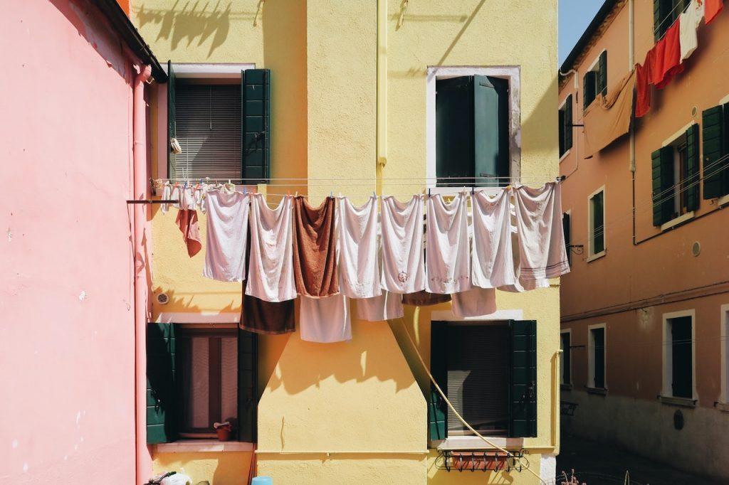 vasketøj