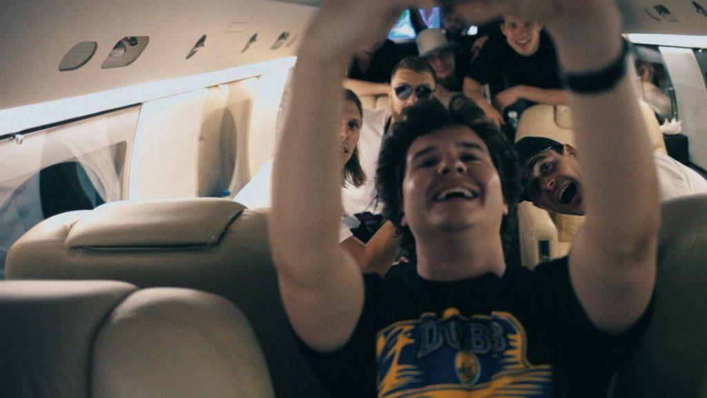 Lukas Graham flyver
