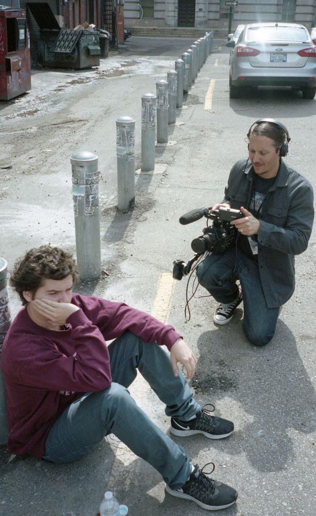Lukas Graham og René