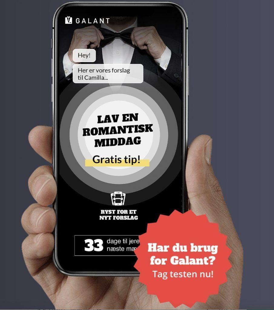 Galant app